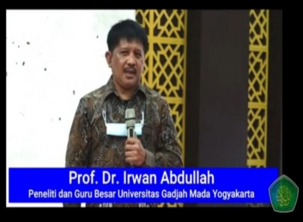 Peneliti dan Guru Besar Universitas Gadjah Mada (UGM) Prof Irwan Abdullah (Ist)