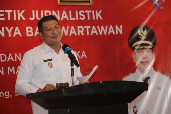 Wakil Bupati Malang Didik Gatot Subroto (foto: Humas Pemkab Malang for MalangTIMES)
