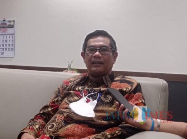 Ketua DPRD Kabupaten Malang Darmadi (Foto: Hendra Saputra/MalangTIMES)