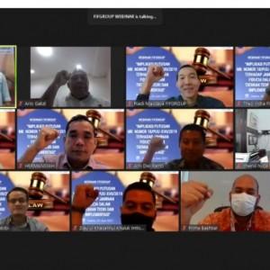 Menarik, Webinar Antisipasi Tindakan Kekerasan dan Eksekusi Jaminan Fidusia