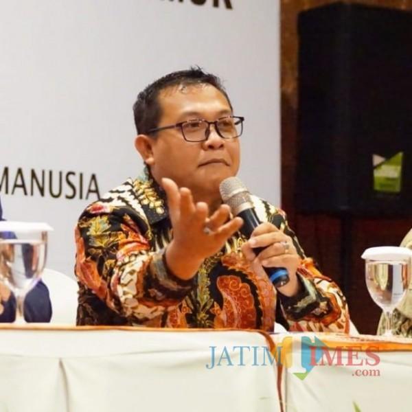 Sonny T. Danaparamita, Anggota DPR RI asal PDI Perjuangan (Istimewa)