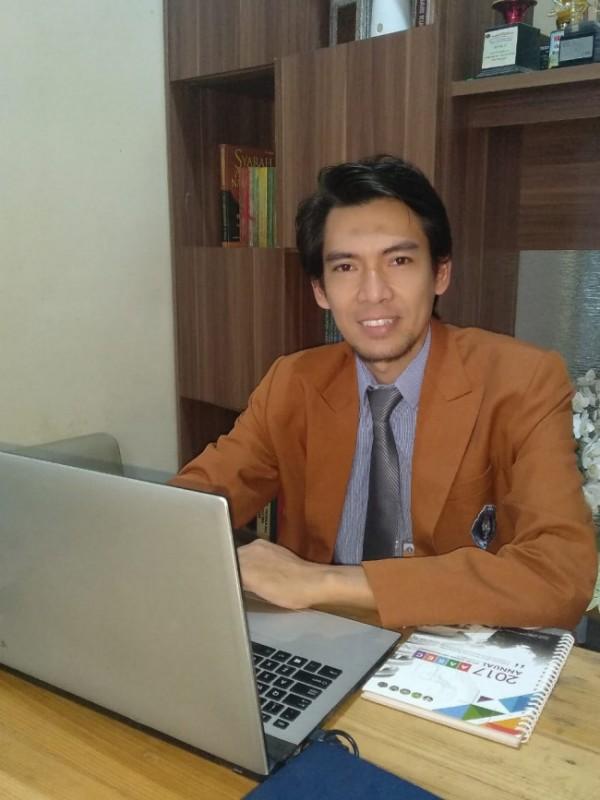 Akhmad Jufriadi Ketua Program Studi (Kaprodi) Pendidikan Fisika Unikama (Ist)