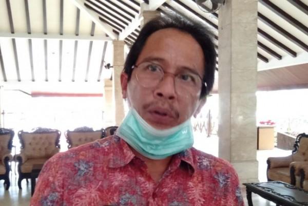 Kadinkes Kabupaten Malang drg Arbani Mukti Wibowo (foto: istimewa)