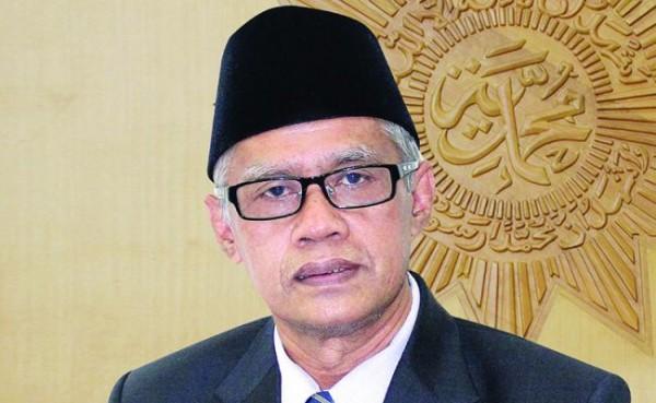 Ketua Umum Pimpinan Pusat Muhammadiyah Haedar Nashir (Foto: Suara Muhammadiyah)