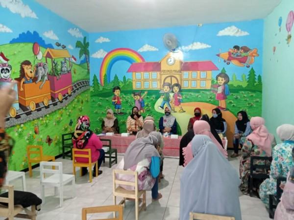 Program Bina Balita di Kota Malang yang digelar beberapa waktu lalu. (Foto: Humas Pemkot Malang)