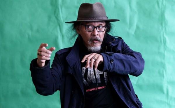 Sujiwo Tejo (Foto: Kompas.com)