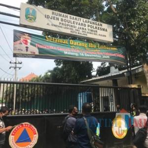 Lonjakan Pasien Covid-19 Tak Terbendung, 306 Bed RS Lapangan Idjen Boulevard Penuh