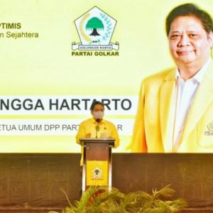 DPP Partai Golkar Minta Kader Aktif Tanggulangi Covid-19