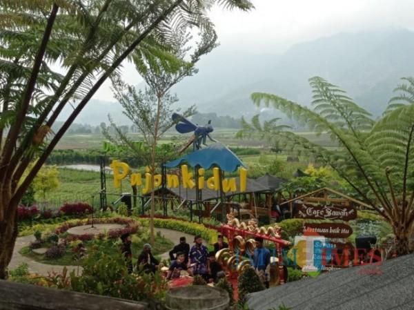 Salah satu destinasi wisata di Kabupaten Malang (foto: Hendra Saputra/MalangTIMES)