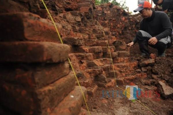 Sebagian sudut situs Sekaran (foto: dok JatimTIMES)