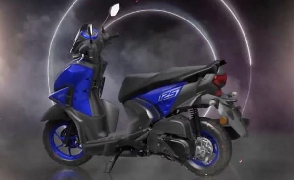 Yamaha Ray ZR (Foto: Twitter)