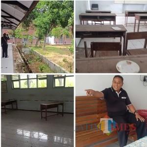 Sebut Diabaikan Dinas Pendidikan Ngawi, SMPN 3 Kendal Lakukan Pungutan Siswa