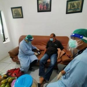 Sepanjang Pandemi, 620 Nakes Kota Malang Terkonfirmasi Positif Covid-19