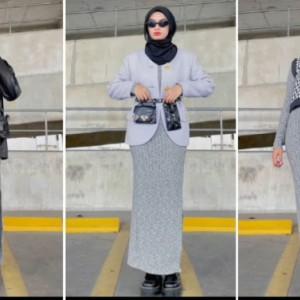 Tips Kenakan Basic Dress Jadi Outfit Fashionable dan Kekinian, Bisa Ditiru Nih