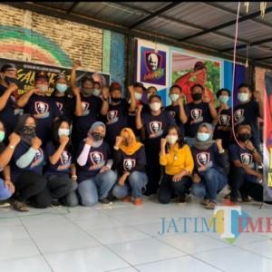 Relawan Ganjarist Madiun dan Magetan Deklarasi Dukung Ganjar Pranowo Jadi Penerus Jokowi di Pilpres 2024