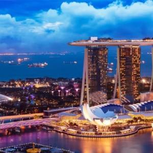 Anggap Covid-19 Seperti Flu Biasa, Singapura Bakal Hidup Normal