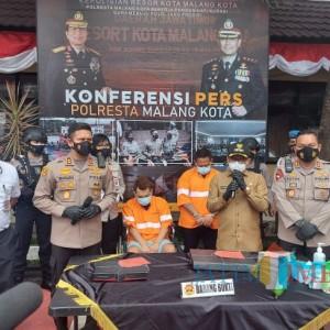 Ikut Hadir di Polresta, Wali Kota Malang Apresiasi Penahanan Bos The Nine House