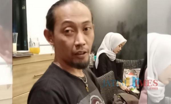 Ketua PWI Jember Sigit Edy Maryatmo (istimewa / Jatim TIMES)