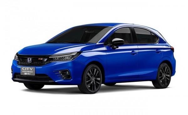 Honda City Hatchback Hybrid (Foto:.zigwheels.co.id)