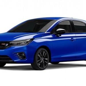 Honda City Hatchback Hybrid Resmi Meluncur di Thailand