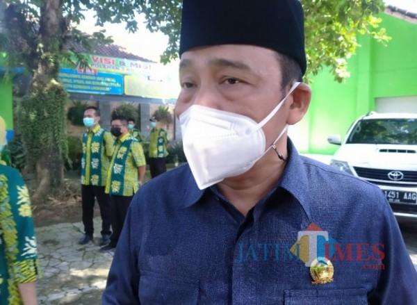 Ketua Komisi D DPRD Kota Malang Ahmad Wanedi (Anggara Sudiongko/MalangTIMES)