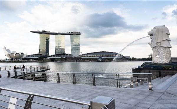 Singapura (Foto: Anadolu Agency)