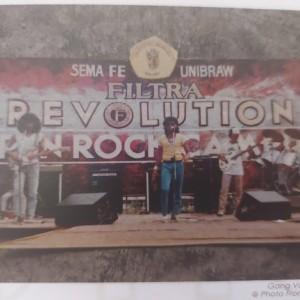 Rock Menggeliat, Nama Sekolah Jadi Grup Band