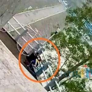 Video Bermesraan di Tempat Umum Kembali Bikin Heboh Warganet Tulungagung