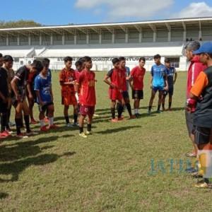 Songsong Liga 3, Tim Banyuwangi Putra Gelar Latihan Perdana