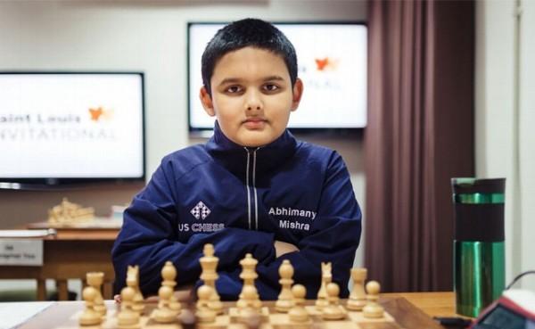 Abhimanyu Mishra (Foto: ESPN)