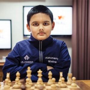 Abhimanyu Mishra, GM Termuda Sepanjang Sejarah Catur Dunia, Usianya Baru 12 Tahun
