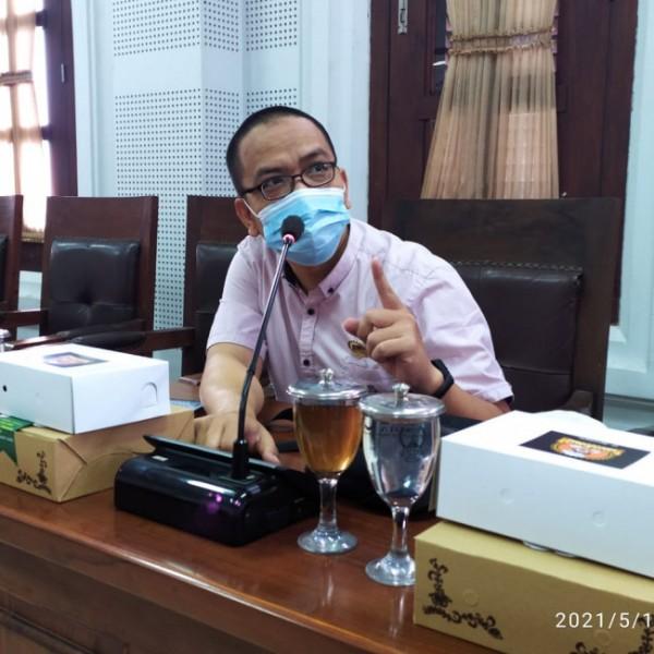 Anggota Komisi B DPRD Kota Malang Bayu Rekso Aji. (Foto:Istimewa).