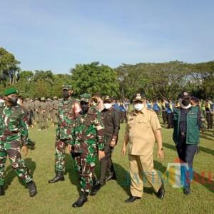 Jawa Timur Target Penurunan Covid di Bawah 300 saat PPKM Darurat
