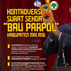 Jadi Fasilitator Program Parpol, Netralitas ASN Kabupaten Malang Digugat