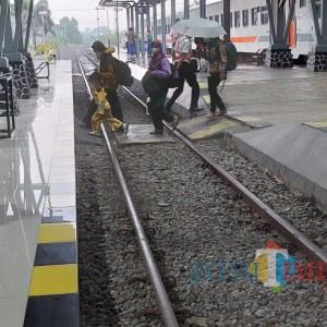 PPKM Darurat, PT KAI Daop 7 Madiun Batasi Perjalanan Kereta Api