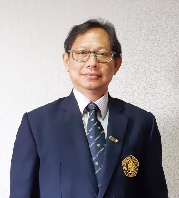 Dekan Fakultas Ilmu Administrasi Universitas Brawijaya (FIA UB), Drs Andy Fefta Wijaya MDA PhD