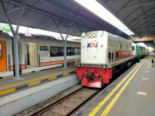 Ilustrasi gerbong kereta api. (Foto: Humas PT KAI Daop 8 Surabaya)