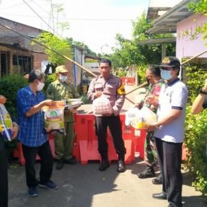 11 Warga Positif Covid-19, Kelurahan Tamanan Kota Kediri Terapkan Karantina Mikro
