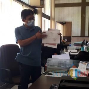 BPJ Bondowoso Bantah Dugaan Penyelewengan Proses Kegiatan Pembangunan Kamar Operasi