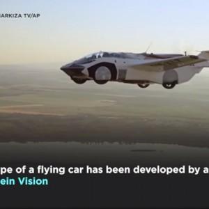 Sudah di Depan Mata, Begini Panampakan Terbaru Mobil Terbang AirCar
