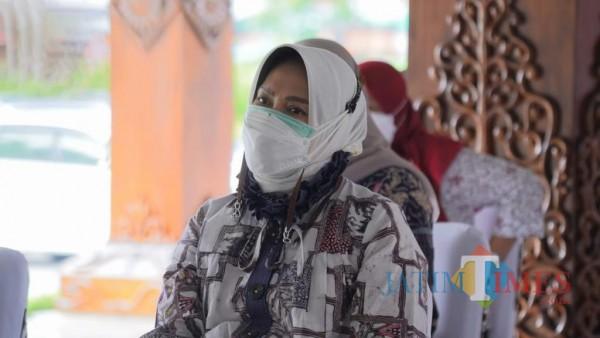 Wali Kota Batu Dewanti Rumpoko (Irsya BatuTimes)