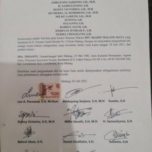 Beda Pendapat dan Tidak Sesuai Hati Nurani, 11 Pengacara Korban Penganiayaan Bos The Nine Club Mengundurkan Diri