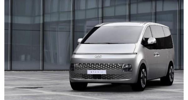 Hyundai Staria (Foto: Inicio)
