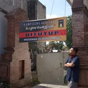 Kampung Tematik Tutup Total Selama PPKM Darurat, Beberapa Aktif dengan Batasan Ketat!