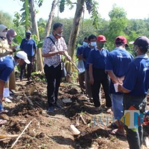 Dispertapa Blitar Beri Pendampingan Perencanaan Tanam, Petani Desa Kebonsari Semakin Bersemangat Bertani Tembakau