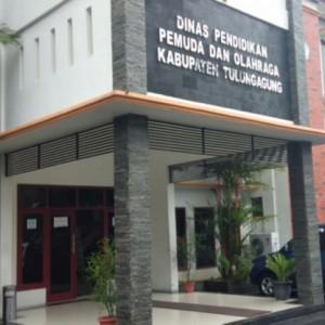 Terkait Sanksi Indisipliner, Disdikpora Kabupaten Tulungagung: Sudah Kita Lakukan Pembinaan ke Pegawai SMPN 1 Pagerwojo