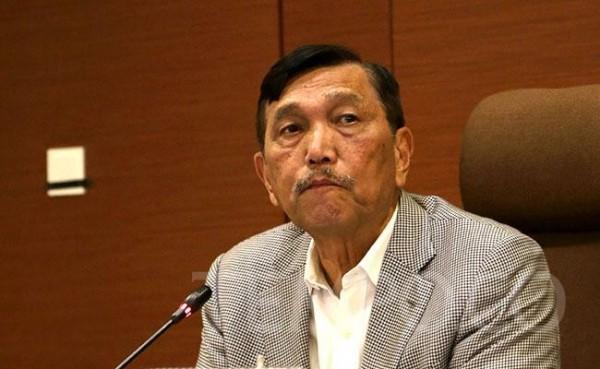 Luhut Binsar Pandjaitan (Foto: Tempo.co)