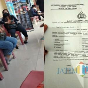 Bawa Ratusan Juta Uang Arisan Online, Pemilik Salon Kecantikan di Tulungagung Dilaporkan ke Polisi