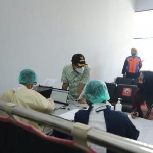 Dukung Percepatan Vaksinasi Nasional, Stasiun Malang Sediakan Vaksinasi Covid-19 Gratis