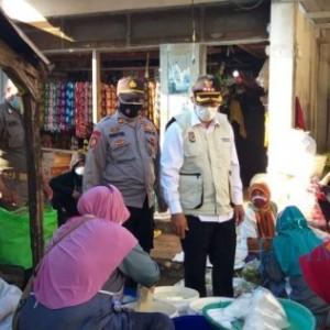 PPKM Darurat, Pasukan Gabungan Tuban Kembali Ingatkan Pentingnya Protokol Kesehatan